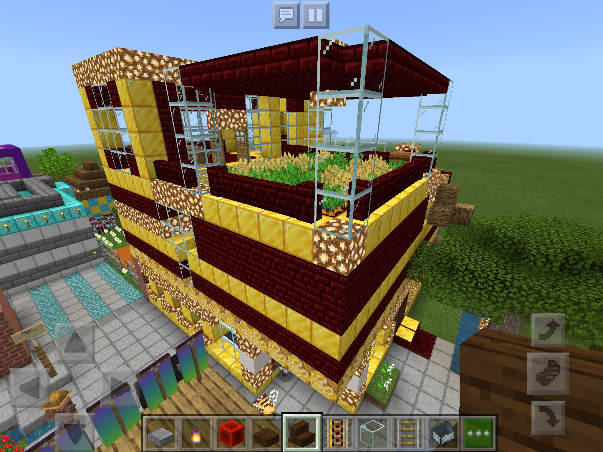 Ours Polaire Minecraft Reproduction