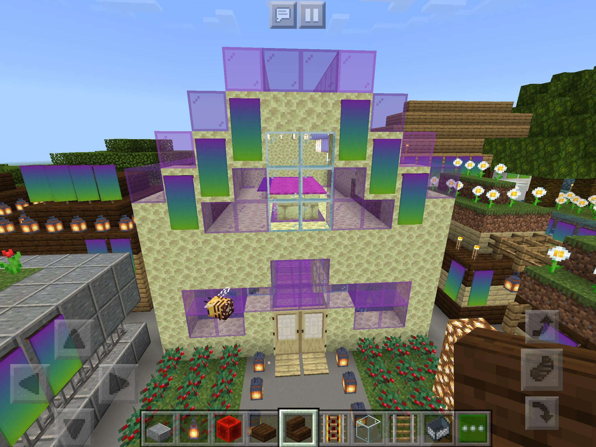 Minecraft Visite Guidee De Ma Ville Blog Troude Com