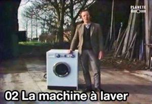 02 La machine à laver