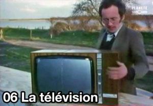 06) La télévision