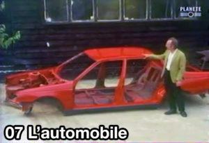 07) L'automobile