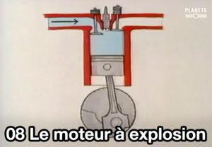 08) Le moteur à explosion