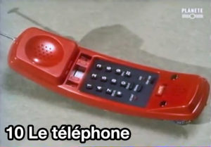 10) Le téléphone