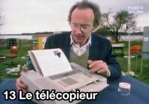 13) Le télécopieur, ou Fax