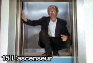 15) L'ascenseur